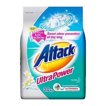 Picture of Attack Enzyme Power Powder Detergent