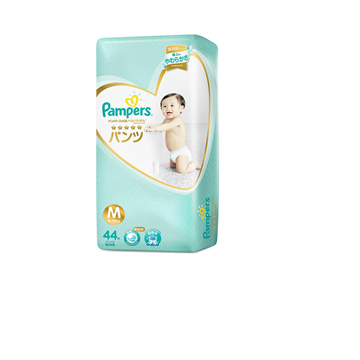 Picture of Pampers Premium Care Silk Pant Diapers     M (6  10 Kg)
