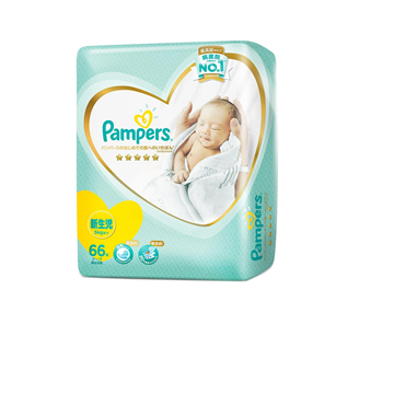 Picture of Pampers Premium Care Tape Diaper New Born (5 Kg)