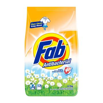 Picture of FAB Anti Bacterial Powder Detergent