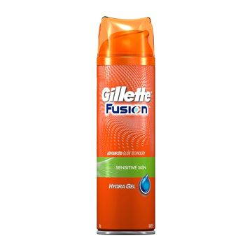 Picture of Gillette Fusion Hydra Sensitive Skin Shave  Gel