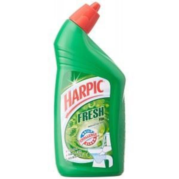 Picture of Harpic Mountain Pine Active Cleaning Gel