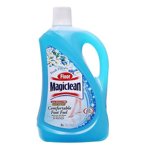Picture of Magiclean Floor Cleaner Fresh Floral