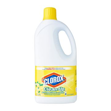 Picture of Clorox Lemon Scent All Purpose Cleaner with Bleach