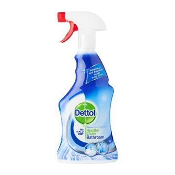 Picture of Dettol Bathroom Cleaner Healthy Clean Trigger