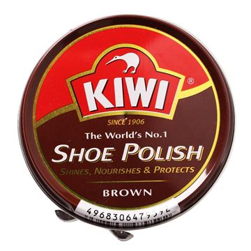 Picture of Kiwi Brown Shoe Polish