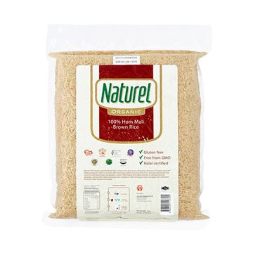 Picture of Naturel Organic Brown Rice
