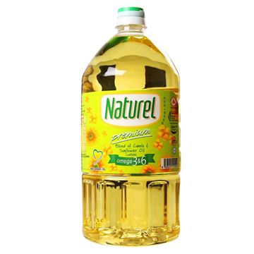 Picture of Naturel Premium Blend of Canola And Sunflower Oil