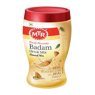 Picture of MTR Badam Drink Mix Jar