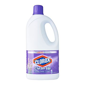 Picture of Clorox Lavender Scent All Purpose Cleaner with Bleach