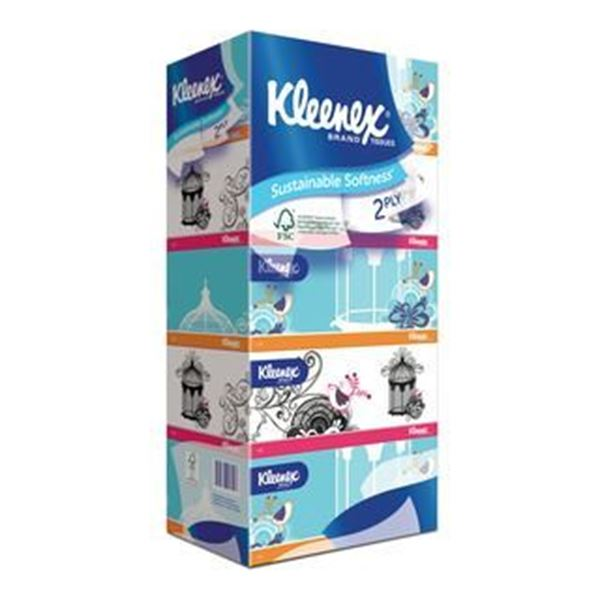 Picture of Kleenex Classic Facial Tissues