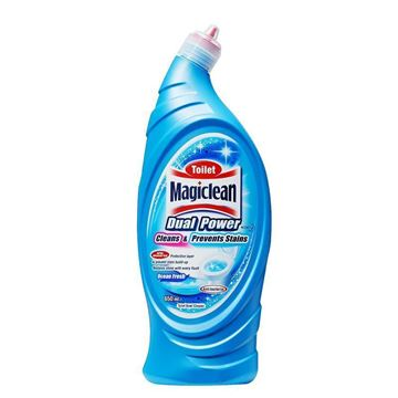 Picture of Magiclean Toilet Dual Power Ocean Fresh Cleaner