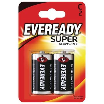 Picture of EVEREADY Battery  C Size