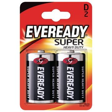 Picture of EVEREADY Battery D Size