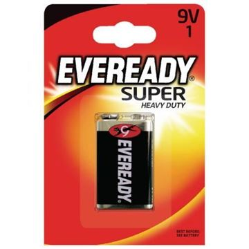 Picture of EVEREADY Battery 9 V