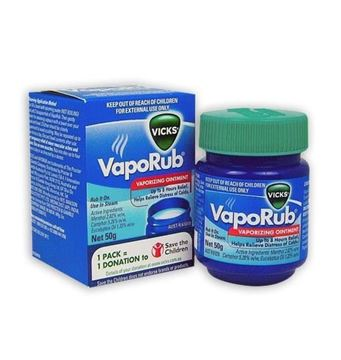 Picture of Vicks VapoRub Vaporizing Ointment