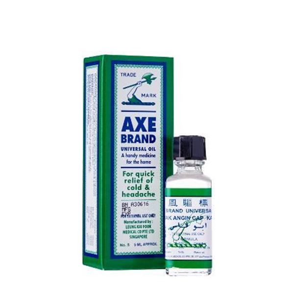 Picture of Axe Brand Medicated Oil
