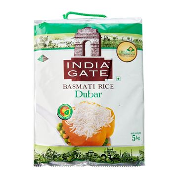 Picture of India Gate Dubar Basmati Rice