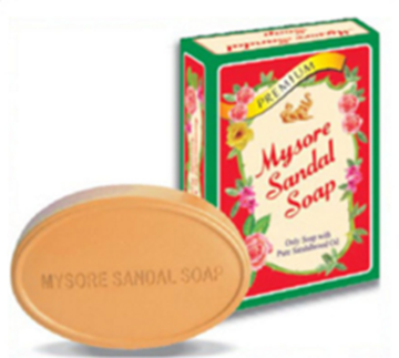 Picture of Mysore Sandal Soap