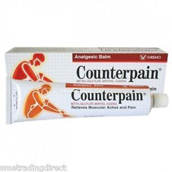 Picture of Counter Pain Relieves Muscle Aches & Pain