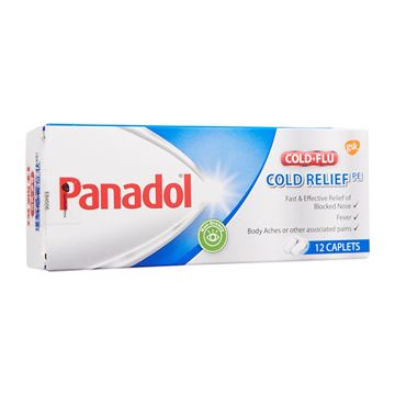 Picture of PANADOL  Cold & Flu Relief