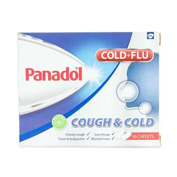 Picture of PANADOL  Cough & Cold Relief