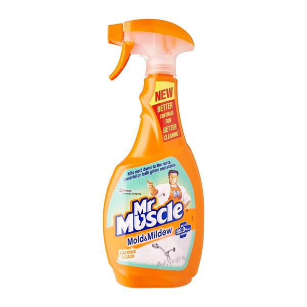 Picture of Mr Muscle Mold & Mildew Killer Trigger