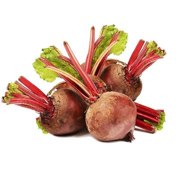 Picture of Fresh Beetroots (Chukandar)