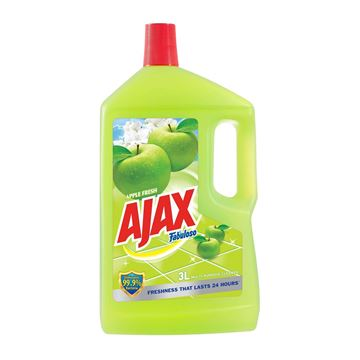 Picture of Ajax Fabuloso Floor Cleaner Apple