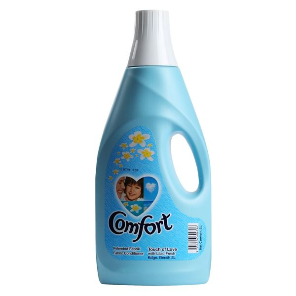 Picture of Comfort Fabric Conditioner Touch of Love