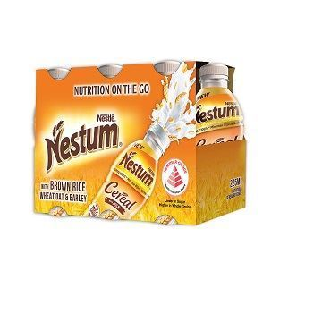 Picture of Nestum Cereal With Milk Drink
