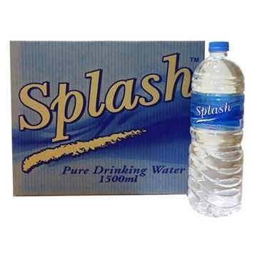 Picture of Splash Drinking Water    Case