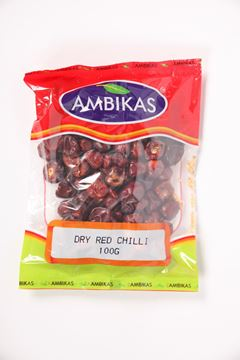 Picture of Ambika's Dried Red Chilli Round