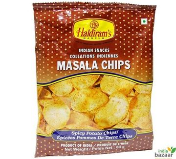 Picture of Haldiram's Masala Potato Chips