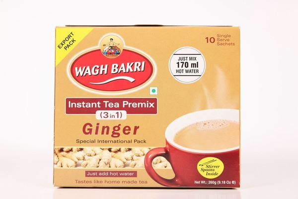 Picture of WAGH BAKRI Instant Ginger Tea Premix