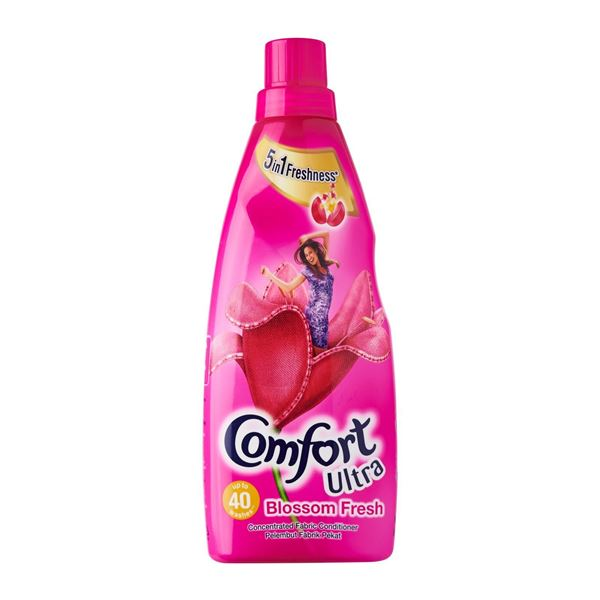 Picture of Comfort Fabric Conditioner Ultra Blossom Fresh Bottle