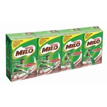 Picture of MILO ACTIV  GO UHT Malt Packet Drink
