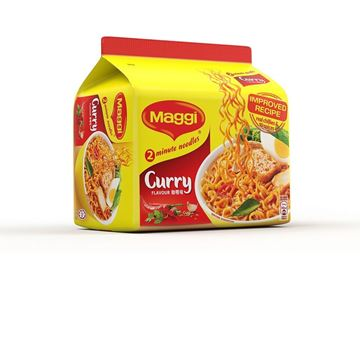 Picture of Maggi 2 Minutes Instant Curry Noodles