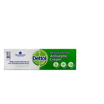 Picture of Dettol Moisturising Formula Antiseptic Cream