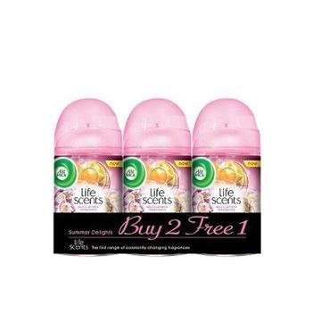Picture of Air Wick Life Scents Summer Delights Refill Twin Pack