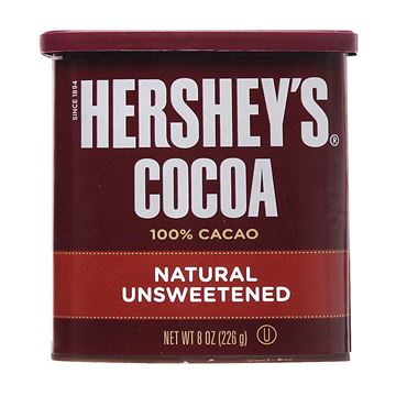 Picture of Hershey's Natural Unsweetened Cocoa Powder