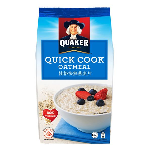 Cook Something Easy And Fast: Waangoo. Quaker Quick Cook Oatmeal