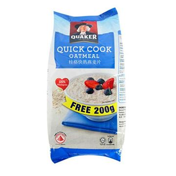Picture of Quaker Quick Cook Oatmeal