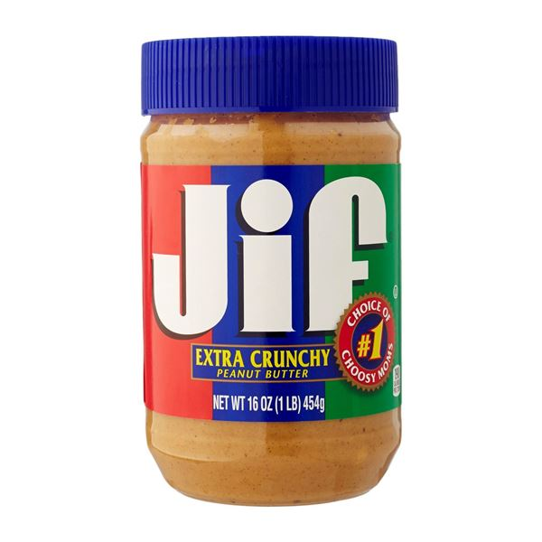 Picture of JIF Crunchy Peanut Butter