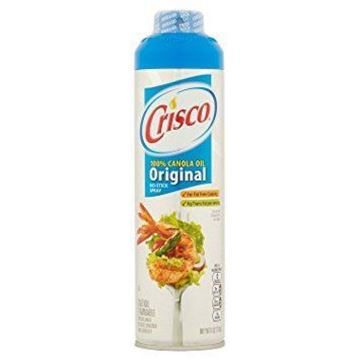 Picture of Crisco Fat Free Original Cooking Spray