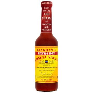 Picture of Lingham's Extra Hot Chilli Sauce