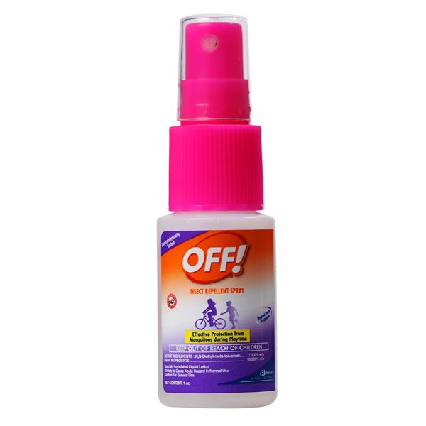 Picture of OFF! Insect Repellent Body Spray