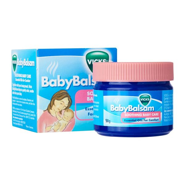 Picture of Vicks Baby Balsam