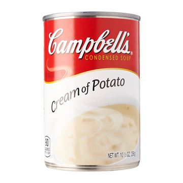 Picture of Campbell's Cream Of Potato Condensed Soup