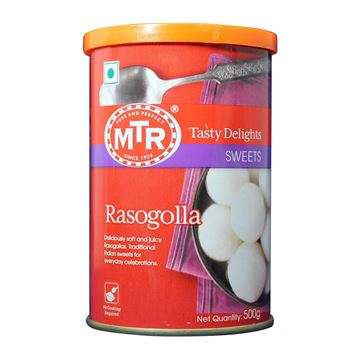 Picture of MTR Rasgulla Sweets